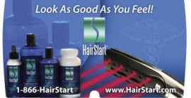 HairStart® Three Month Essentials™ PLUS HairStart® LaserComb