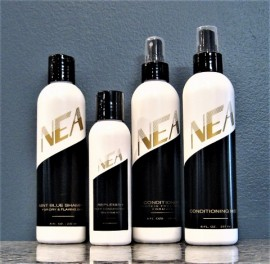 Flake-Free Hair Bundle with Conditioning Mist